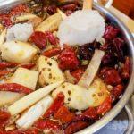 恵比寿 肉者 牛鍋麻辣 黒毛和牛 火鍋