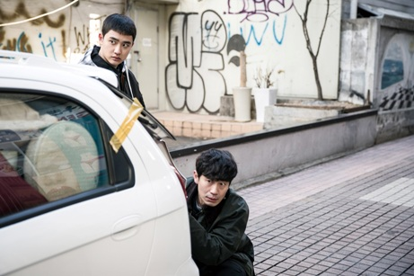 韓国 映画 7号室 EXO