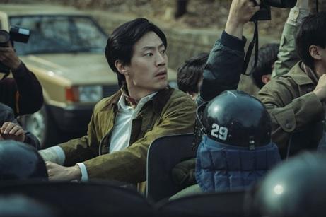 韓国映画 1987 民主化 報道
