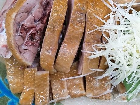 金山鵝肉 ガチョウ 台湾グルメ 東門 鵝鳥肉