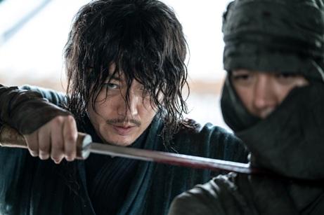 映画 韓国映画 剣客 チャン・ヒョク