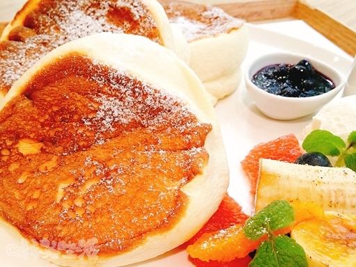 イニスフリー グリーンカフェ パンケーキ