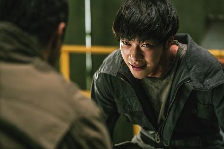 韓国映画 映画 鬼手 神の一手 ウ・ドファン