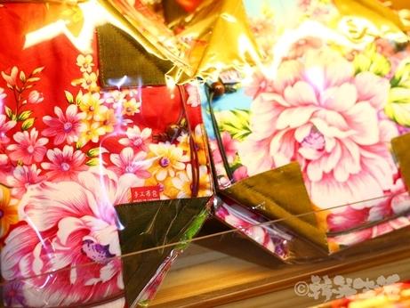李品製作所 台北 お土産 客家花柄