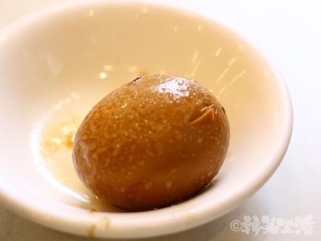 台北 龍山寺 四方阿九魯肉飯 煮玉子