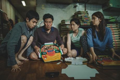 映画 パラサイト 韓国映画 寄生虫 カンヌ国際映画祭 パルムドール ソン・ガンホ 半地下