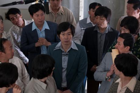 映画 韓国映画 私の独裁者 ソル・ギョング パク・ヘイル 22年目の記憶