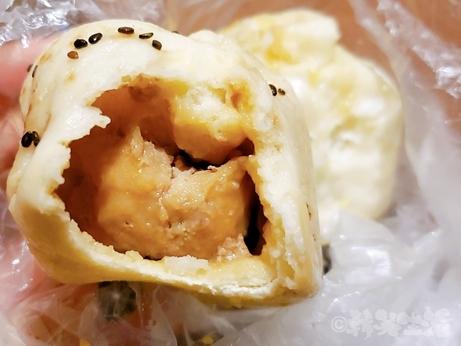 老蔡水煎包 水煎包 焼き小龍包 台湾グルメ 肉まん
