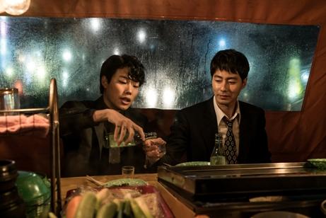 韓国映画 ザ・キング チョ・インソン リュ・ジュンヨル