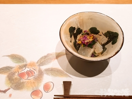 曙橋 四谷三丁目 かず 和食 割烹料理 コース