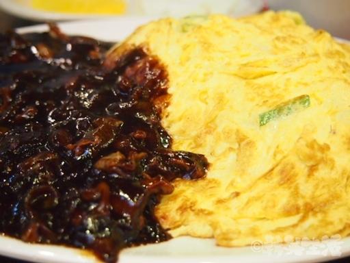 ソウル 東大門 香港飯店 夜食