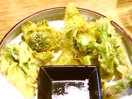 目白 池袋 グルメ 千の恵み ノドグロ のどぐろ寿司 刺身 天ぷら 春野菜