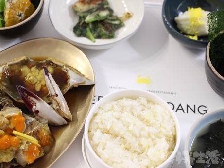 韓国グルメ ソウル ミシュラン カンジャンケジャン ケバンシクタン ケバン食堂 カニの醤油漬け