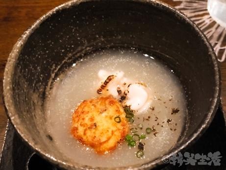 銀座 紹介制 㐂津常 きつね 魚勝 稲荷
