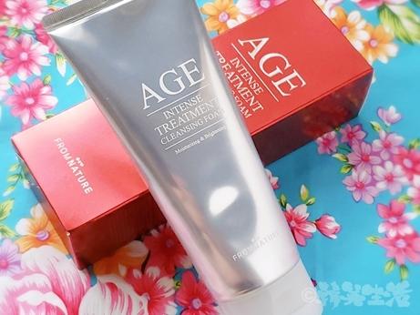 韓国コスメ FROMNATURE フロムネイチャー AGE 洗顔フォーム クレンジングフォーム