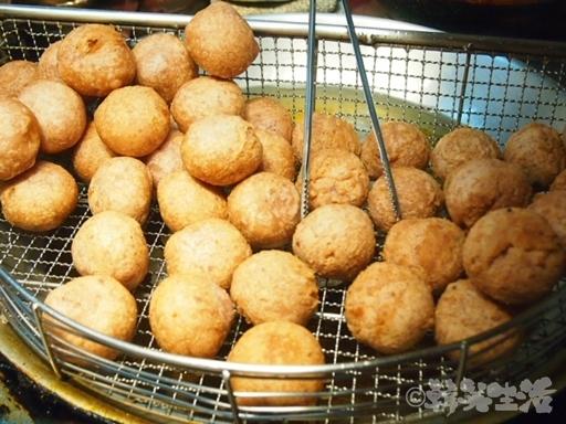 タロイモ団子 蛋黄芋餅・香酥芋丸