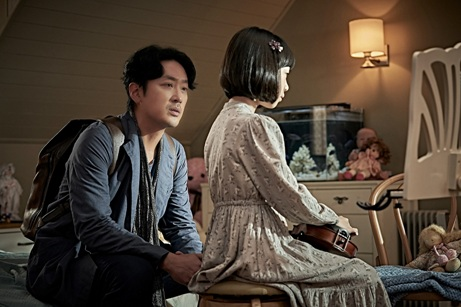 映画 クローゼット 韓国映画 ハ・ジョンウ キム・ナムギル