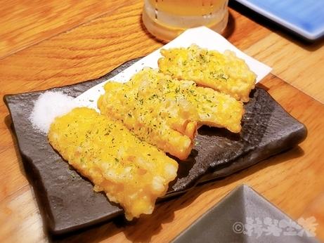 恵比寿 芸能人 博多うどん 居酒屋 イチカバチカ 天ぷら