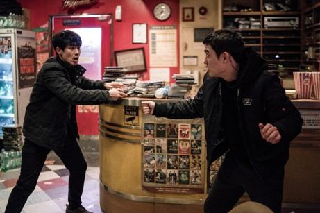 韓国 映画 7号室 D.O.