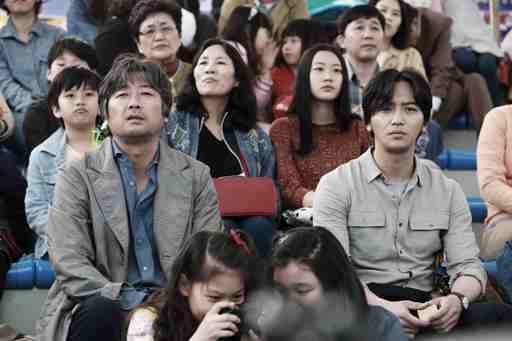韓国 映画 あなた、そこにいてくれますか キム・ユンソク