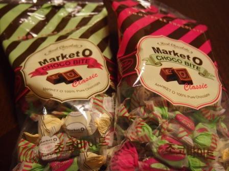 Market Oのチョコレート