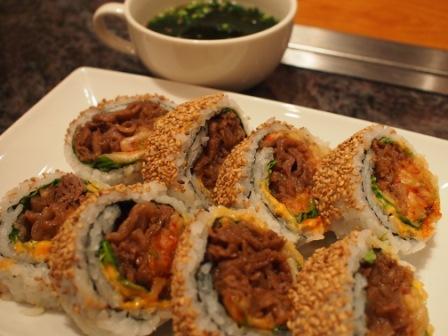 焼肉チャンピオン-焼肉ロール1