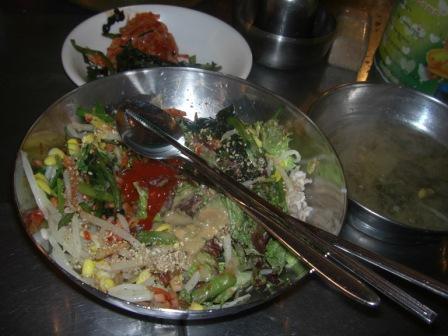 巨済食堂-ビビンバ