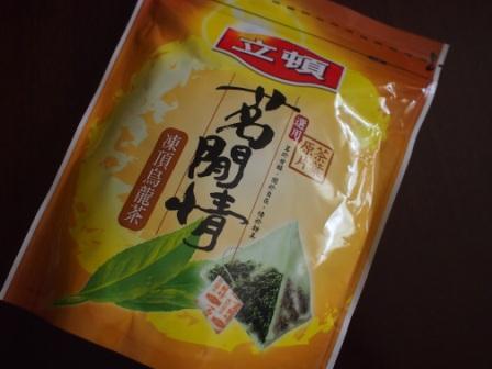 台湾-リプトンの烏龍茶