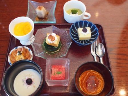 入母屋ランチ-デザート2