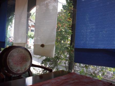 仁寺洞nuri-テーブル2