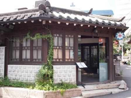 仁寺洞nuri-外観
