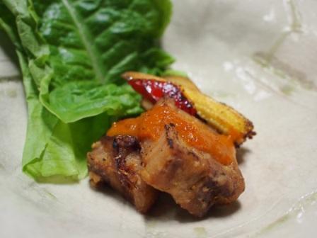 讃アプローズ-豚三段身やわらか煮