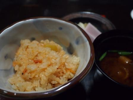 讃アプローズ-炊き込みご飯