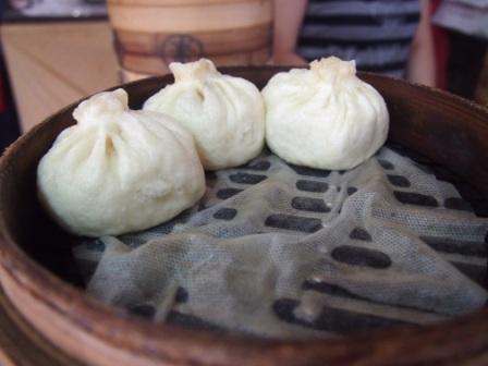 姜太太包子店-肉まん1