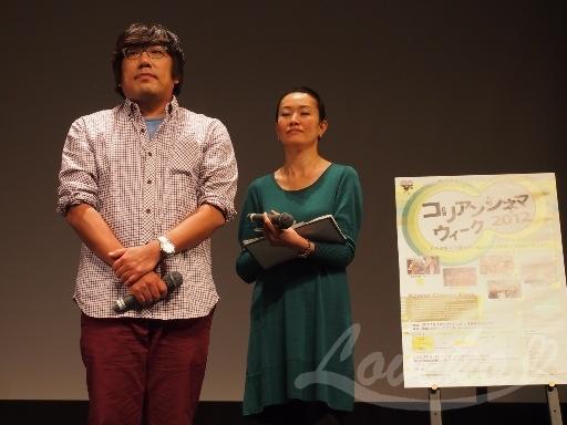 コリシネ2012 監督登壇