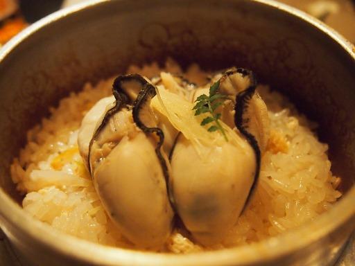 むら田-牡蠣の釜飯