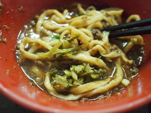 老牌牛肉拉麺大王-ジャージャー麺3