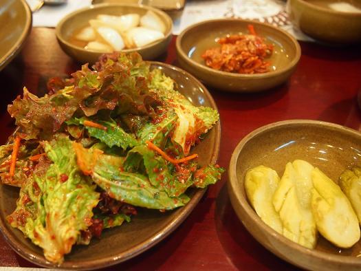 ノルブ ユファンオリチヌッグイ-野菜1