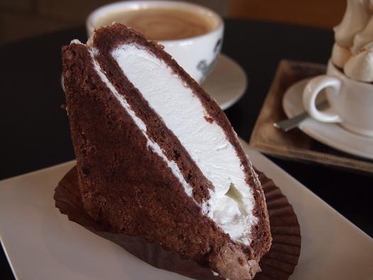 建築学概論-チョコケーキ