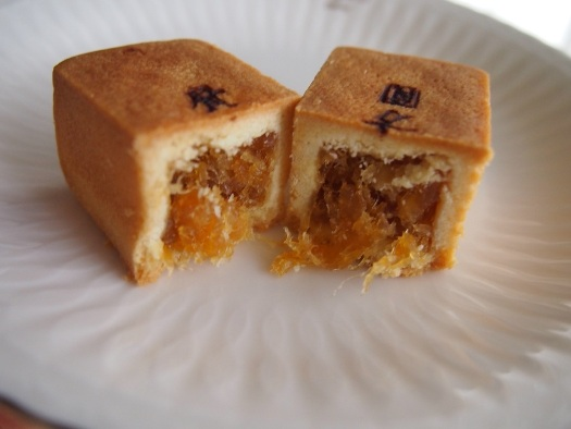パイナップルケーキ-廣方圓