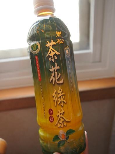 コンビニ-茶花緑茶