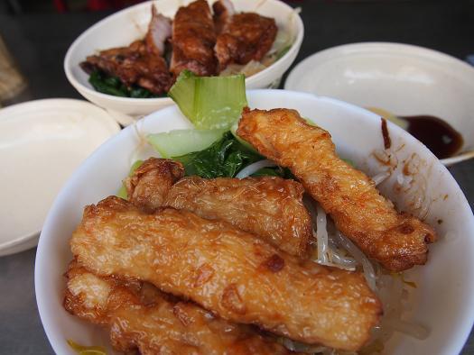 金仙魚丸-蝦捲飯1