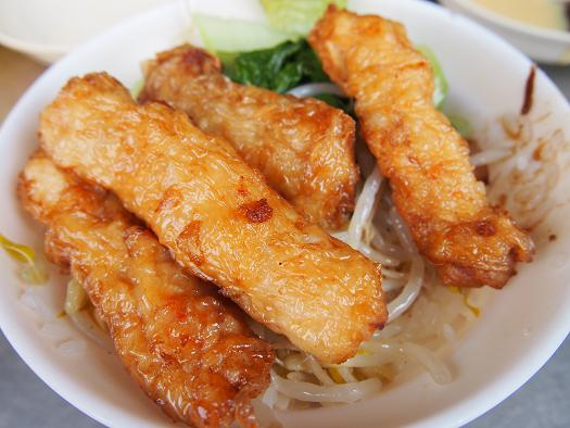 金仙魚丸-蝦捲飯