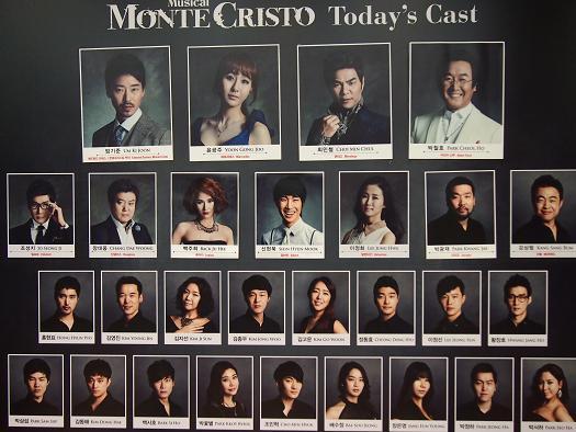 『モンテ・クリスト伯』2回目-キャスト2