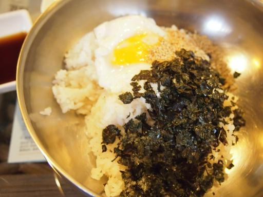 シチョンジュ-バターご飯