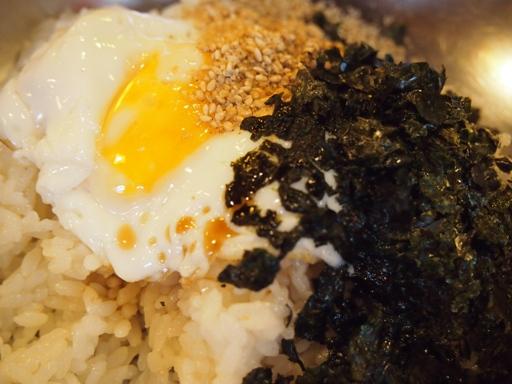 シチョンジュ-バターご飯2