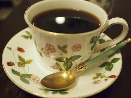 恵比寿シャリマール-コーヒー