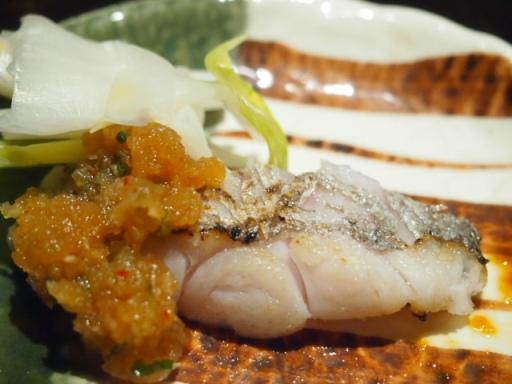 青山 千 きいろ-料理(金目鯛1)