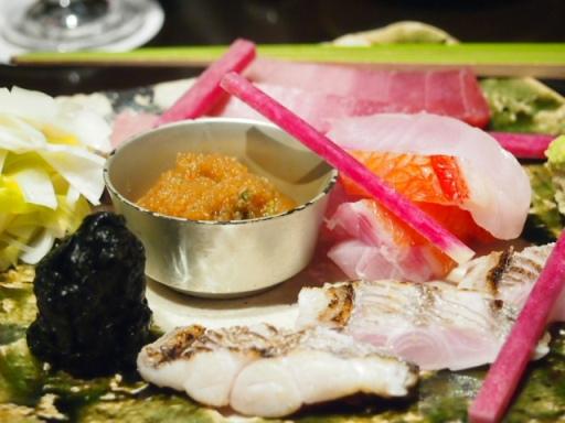 青山 千 きいろ-料理(金目鯛2)