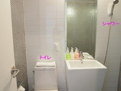 ウォンズビル明洞-浴室&洗面所2